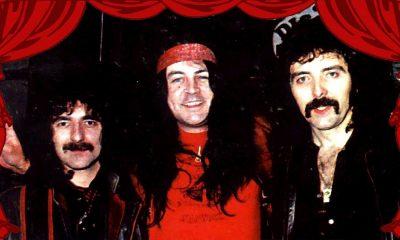 Ian GIllan y Black Sabbath