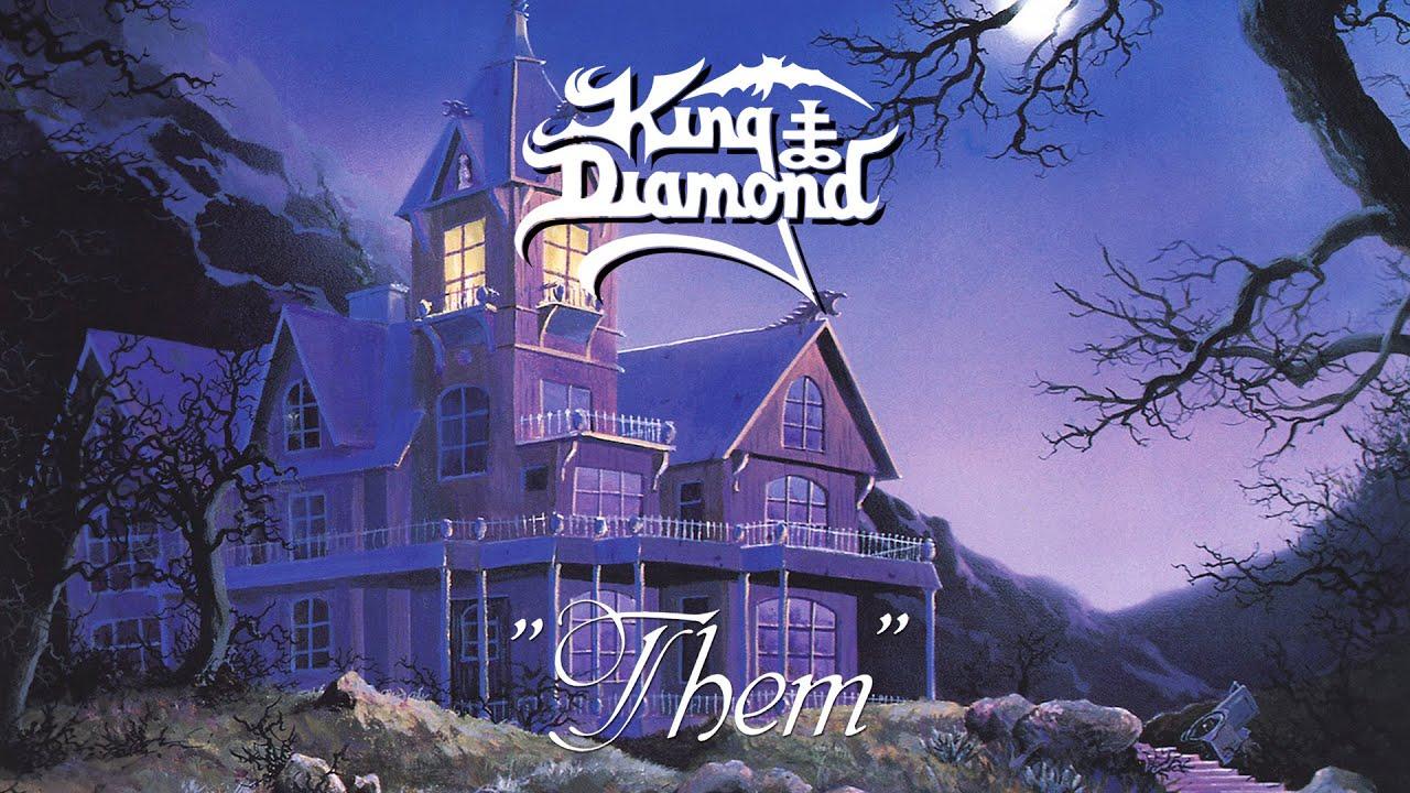 "Reseña: King Diamond - ""Them"" (1987)"
