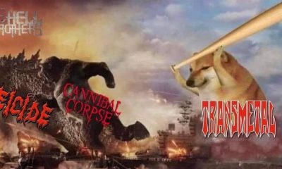 memes godzilla king kong perro metalero