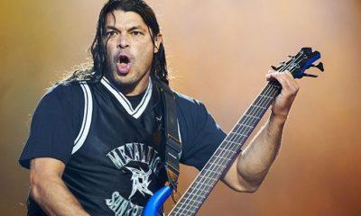 fortuna Rob Trujillo Metallica