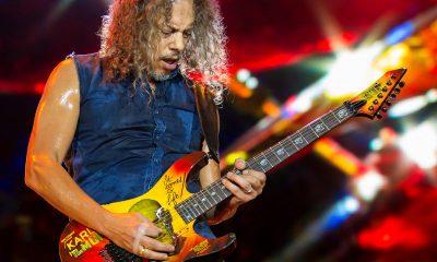 Kirk Hammett Guitar Hero