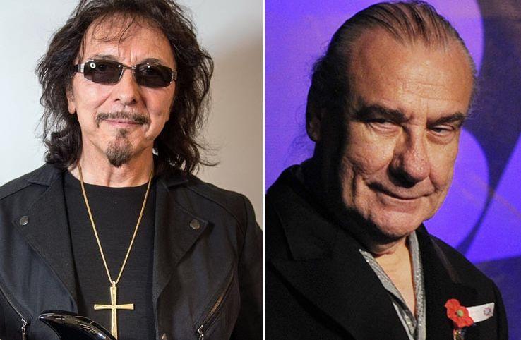 Tony Iommi renuncia Ward