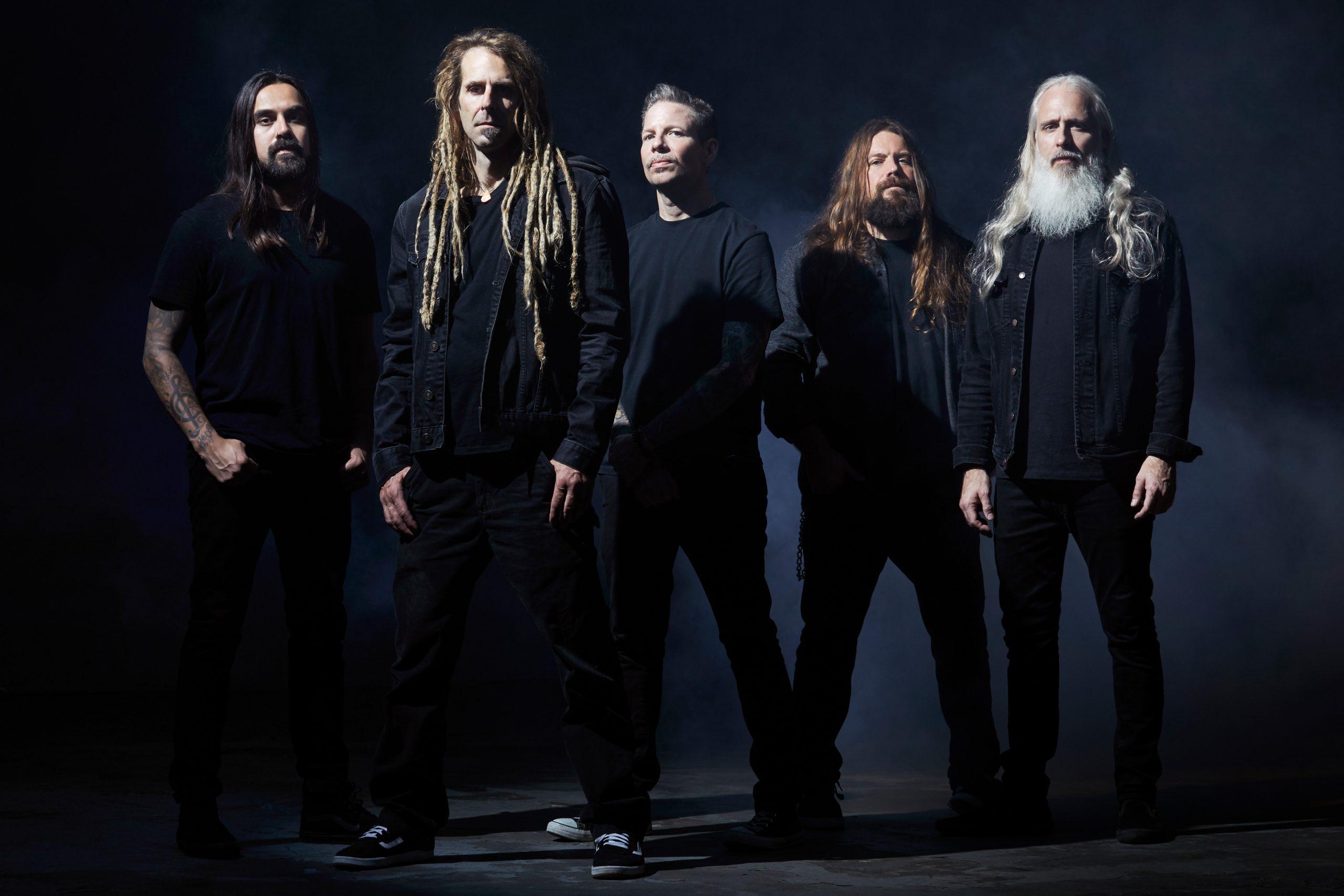 Lamb of God álbum vivo