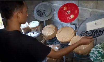 Dream Theater humilde batería