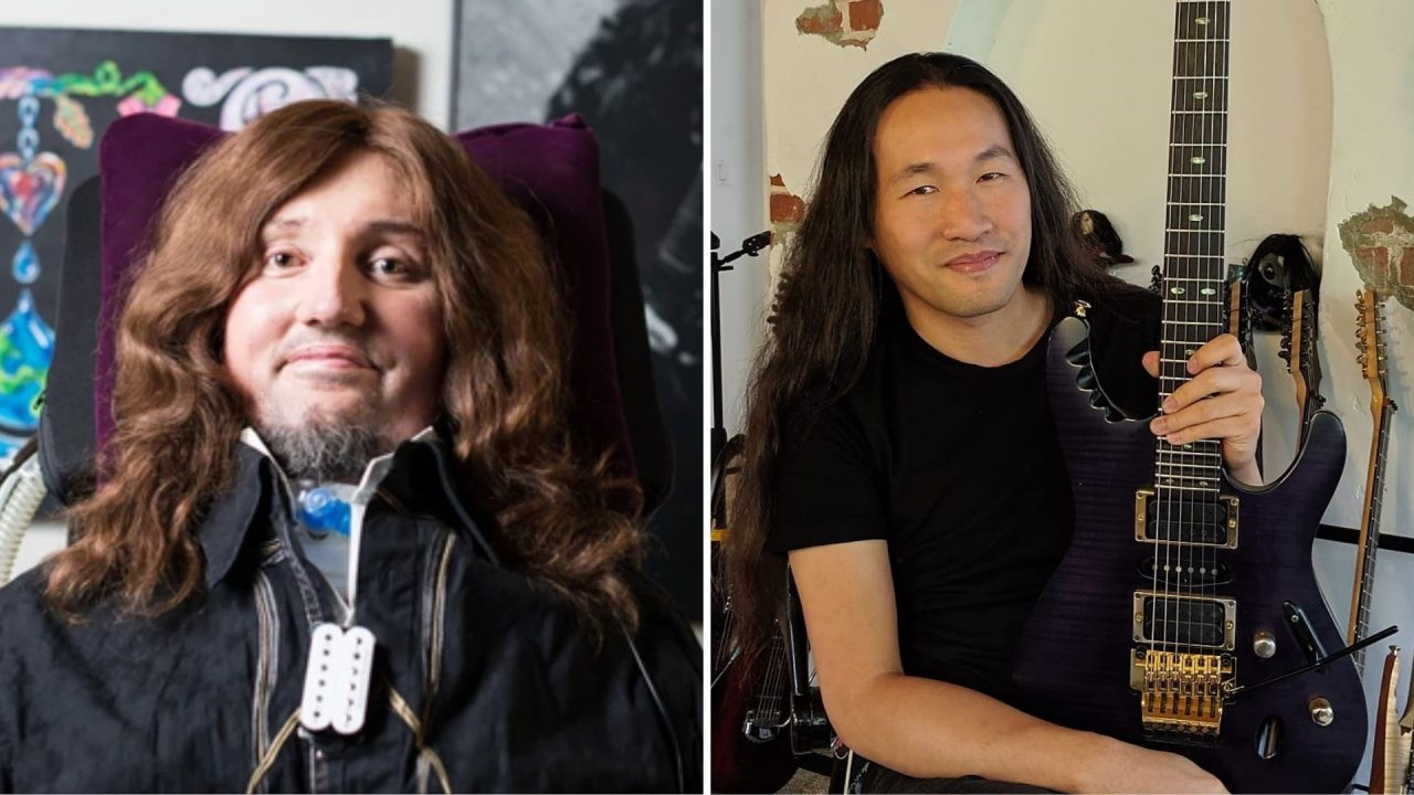 Herman Li jason becker