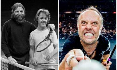Lars Ulrich tenista