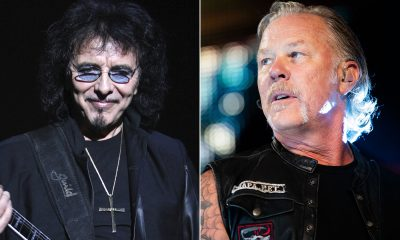 Tony Iommi Metallica