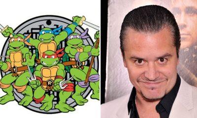 Mike Patton videojuego Tortugas Ninja
