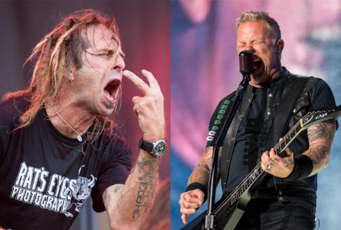Lamb of God Metallica