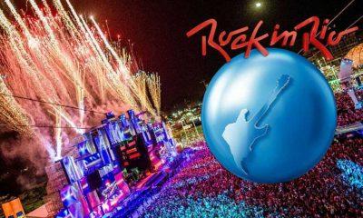 Rock in Rio 2021 cancelado