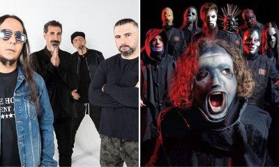 Slipknot System Down canción metal siglo