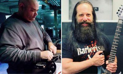 Técnico guitarra John Petrucci