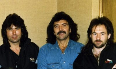 Tony Iommi Tony Martin Black Sabbath