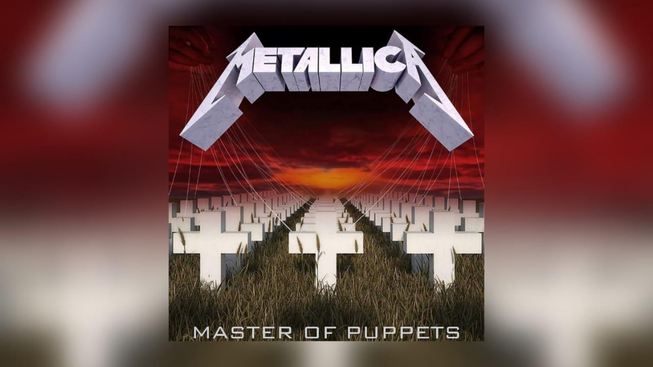 "Reseña Metallica ""Master of Puppets"""