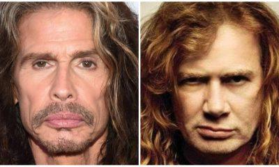 Aerosmith Megadeth