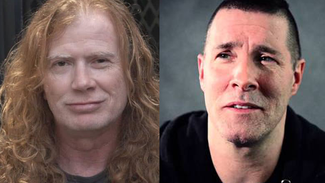 dave mustaine jeff waters