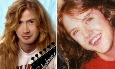 lars ulrich dave mustaine
