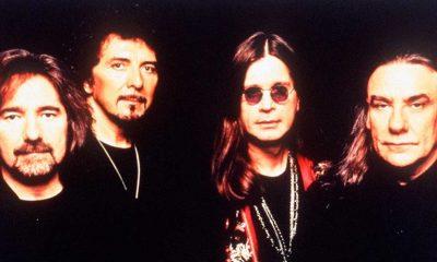 disco canción cuna Black Sabbath