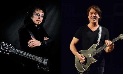 Tony Iommi Van Halen