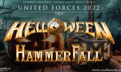 Helloween Hammerfall tour