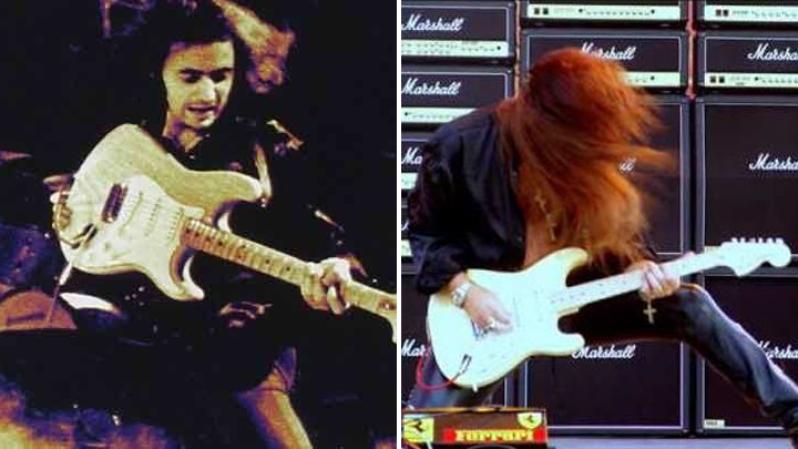 yngwie malmsteen ritchie blackmore