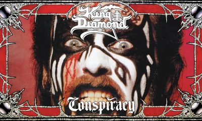 "Reseña: King Diamond - ""Conspiracy"" (1988)"