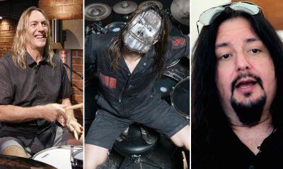 mejores bateristas del metal