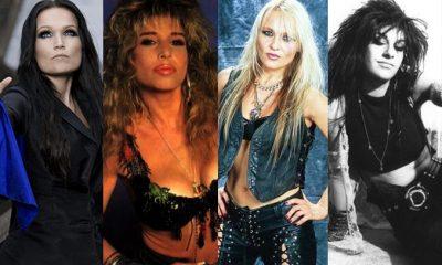 bandas metal mujer