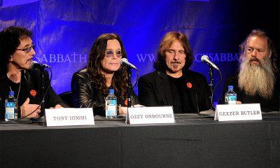 Rick Rubin Tony Iommi