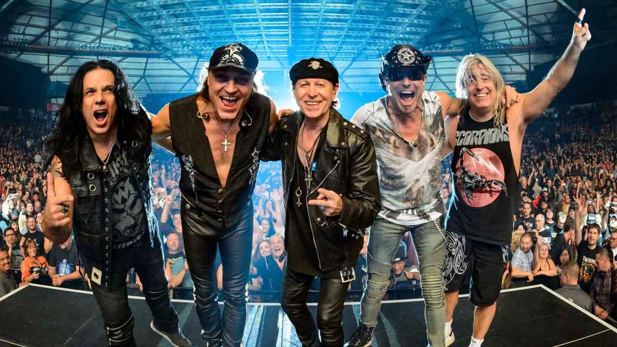 Scorpions sufren una durísima baja para su nuevo disco