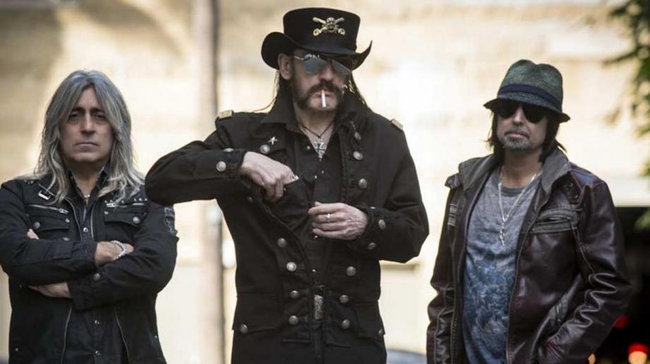 Motörhead holograma Lemmy