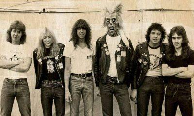 Iron Maiden Thrash Metal