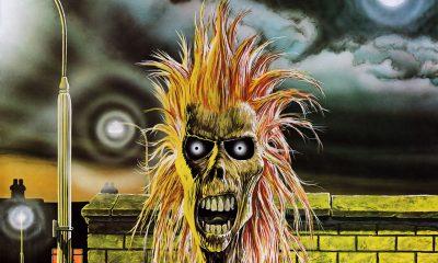 El disco debut de Iron Maiden (Iron Maiden) está cumpliendo 41 años de historia en el Heavy Metal (Foto: difusión).