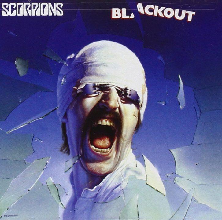 "Scorpions - ""Blackout"" (1982)"
