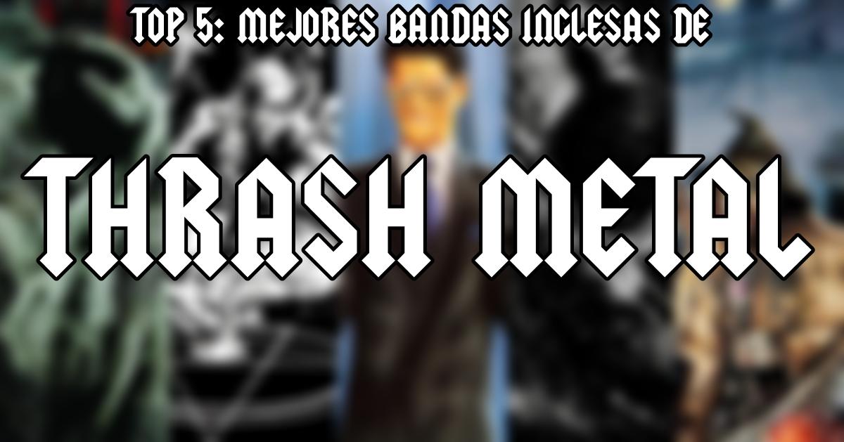 thrash metal