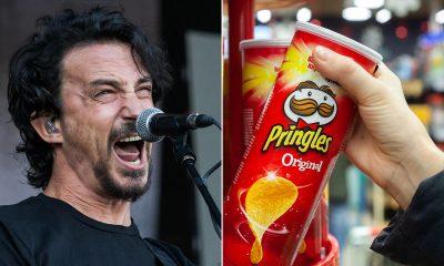 Joe Duplantier Pringles