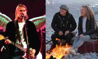Kurt Cobain letras AC/DC