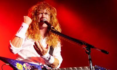 Megadeth basura concierto