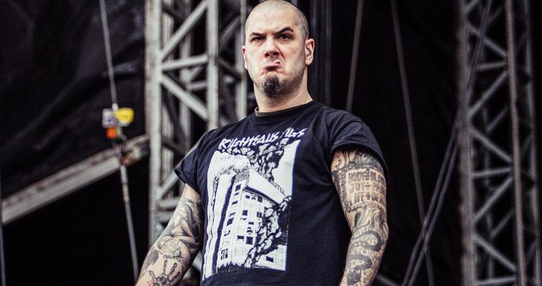 Phil Anselmo favoritas Pantera