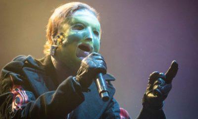 Slipknot Corey Taylor máscara terror niños