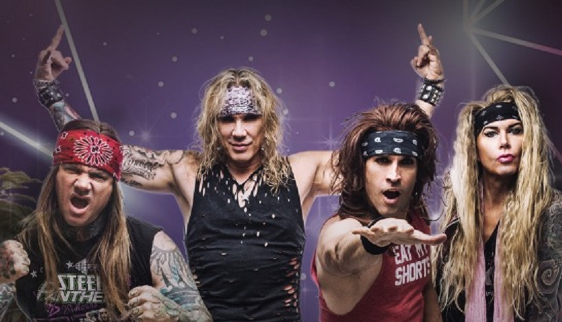 Steel Panther nuevo disco