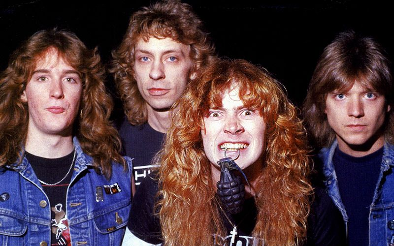 mandamientos thrash metal