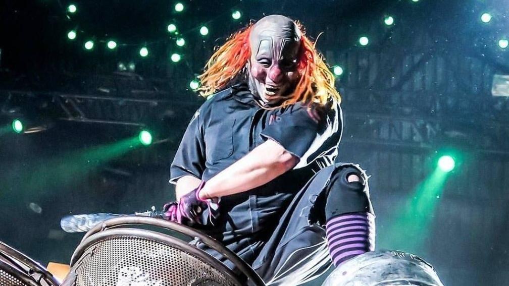 clown slipknot detractores