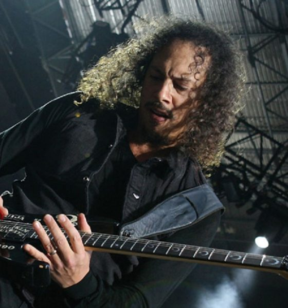 kirk hammett subasta guitarra load reload black album