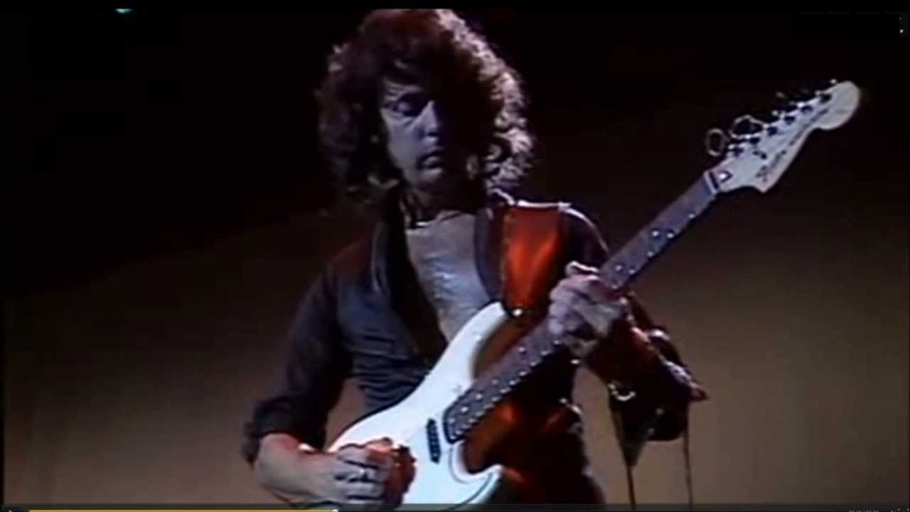 Ritchie Blackmore en vivo