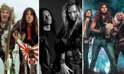 retro heavy metal