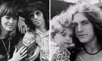 muerte hijos de rockstars