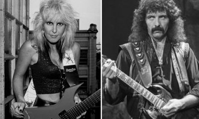 lita ford tony iommi