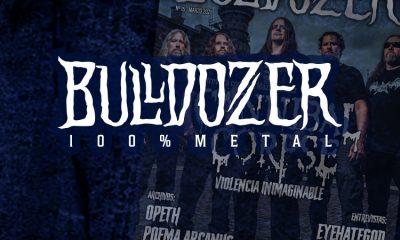 Bulldozer revista metal
