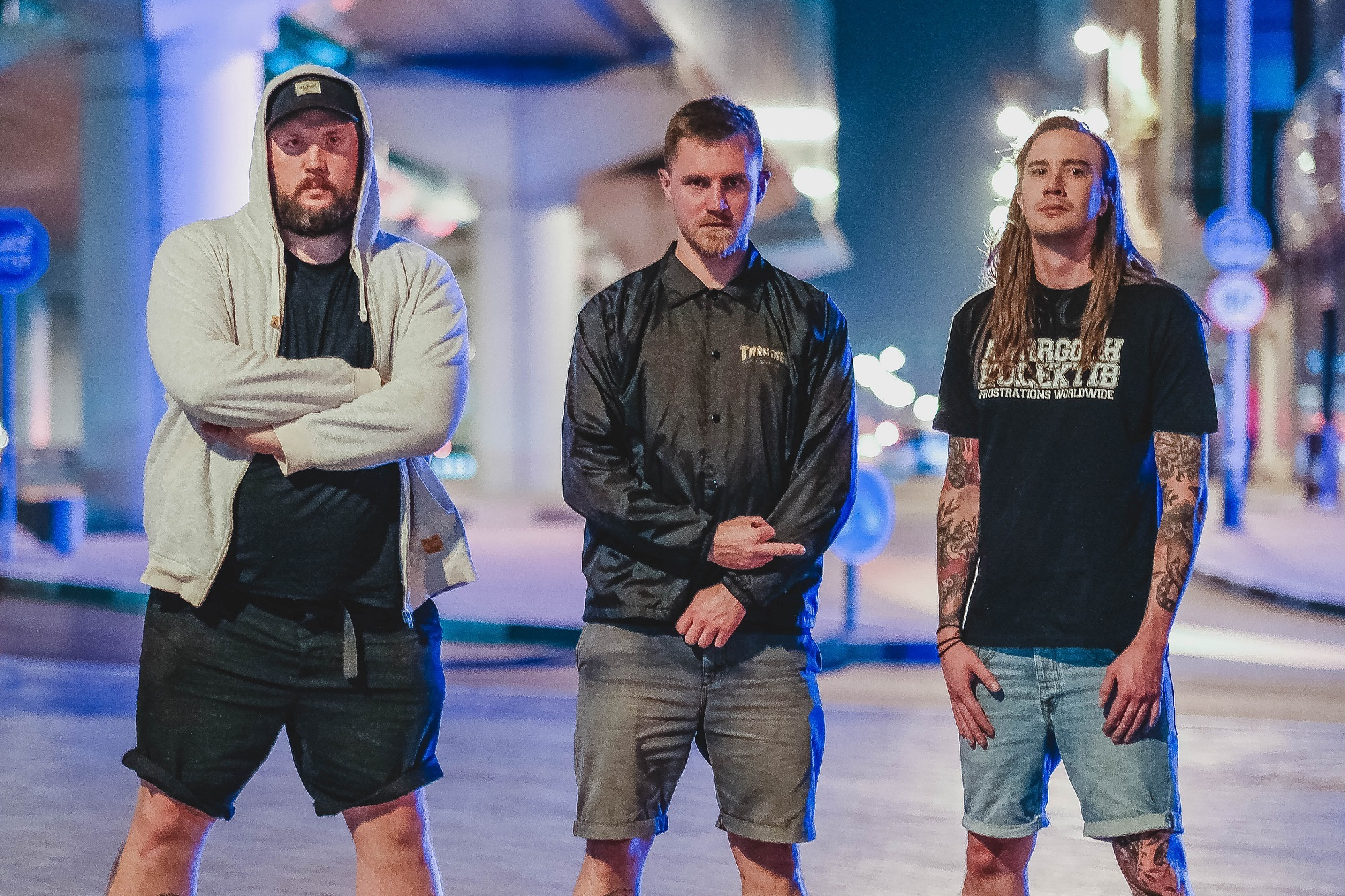 Leach nuevo álbum